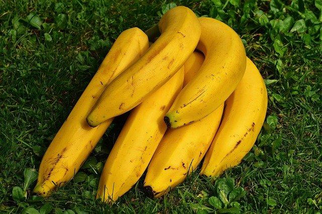 jakie witaminy ma banan